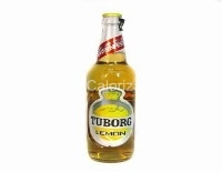 Пиво Tuborg Lemon